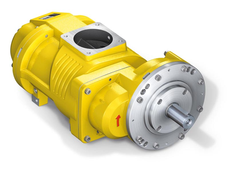EXTREMELY EXPERIENCED – ROTORCOMP® Gas Ends with Gear Drive