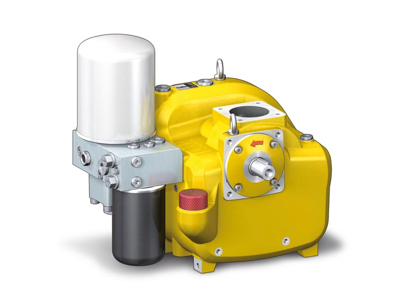 EVO3-NK-Gas Compact Unit