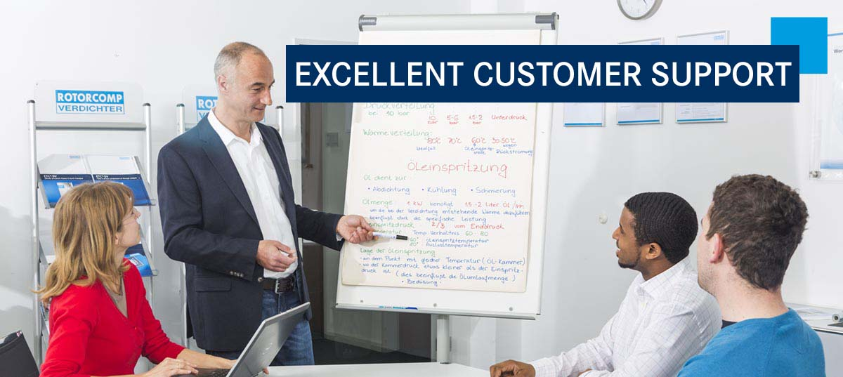 YOU VALUE EXCELLENT SERVICE? WE'RE ALWAYS THERE – JUST FOR YOU.